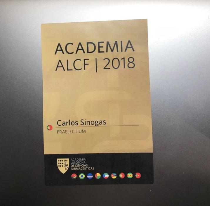 Academia Lusófona de Ciências Farmacêuticas | 2018