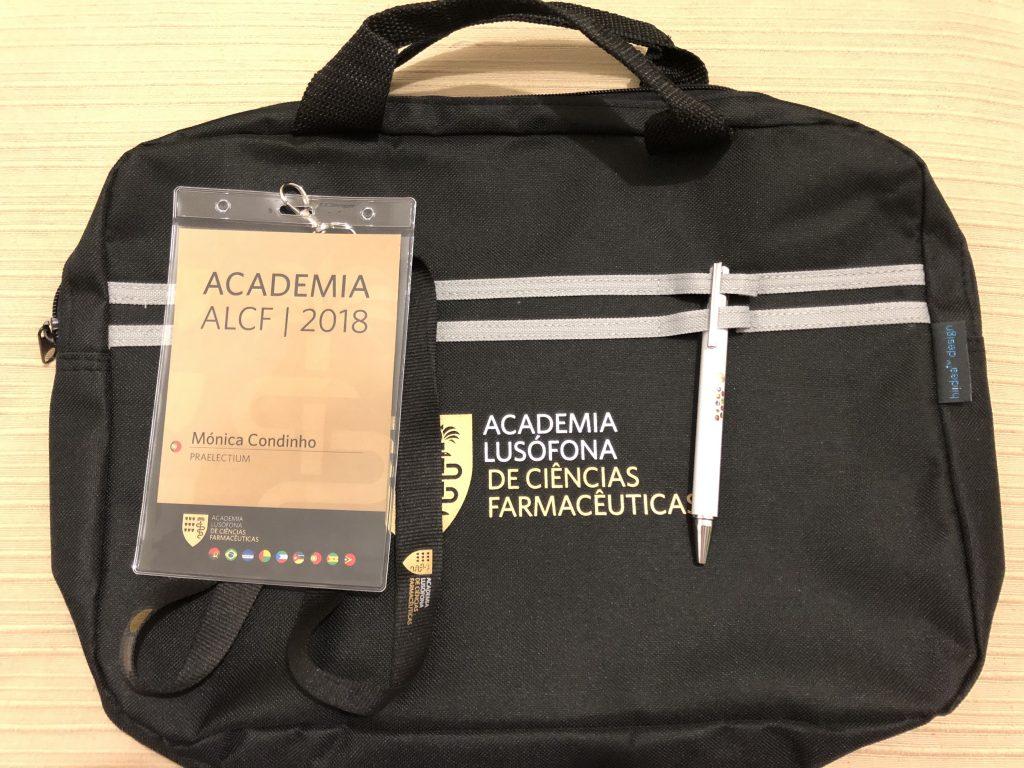 Academia Lusófona de Ciências Farmacêuticas I 2018